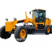 Quality Construction Machinery Motor Graders GR2153 215hp Rated Power 160kw / 2200rpm for sale
