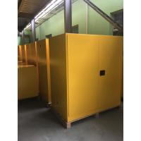 Quality Safety Chemical Storage Cabinets Multilayer With Ventilation Hole For Dangerous Goods for sale