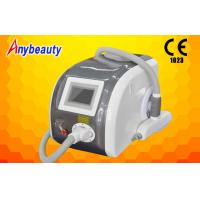 Quality 1064nm Q-Switch Nd Yag Laser Tattoo Removal Machine  /  acne scar removal equipment for sale