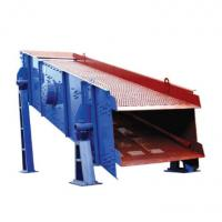 Buy cheap Horizontal Single Deck Vibrating Screen , Coal Industrial Sieving Equipment from wholesalers