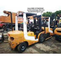 Buy cheap secondhand cheap Used 3 ton forklift TCM FD30 diesel forklift from wholesalers
