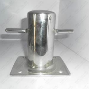 Buy cheap Marine Bollards Marine Product SS316 Horn Bollard from wholesalers