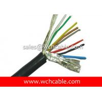 China UL20475 POS Machine Data Interconnection Flexible Screened PUR Cable 60C 300V on sale