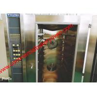 Buy cheap Commercial Bakery Convection Oven , Electric Hot Air Oven Large Capacity from wholesalers