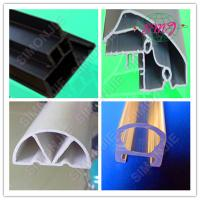 Quality Durable UV resistant plastic profile eco-friendly for sale