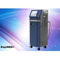 Quality 808nm Diode Laser Hair Removal Machine 800W High Power 10-1500ms Pulse Duration for sale
