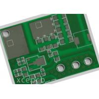 Quality Digital Radio Antennas High Frequency Pcb , OEM High Precision Rohs Printed Circuit Boards for sale