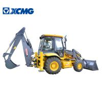 Quality XCMG WZ30-25 Backhoe Wheel Loader , Compact Front End Loader 2.5 Ton for sale