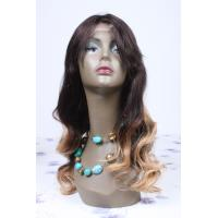 Quality 100% remy human hair stock full lace wigs for sale