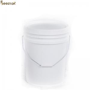Quality White Plastic Honey Barrel With Honey Gate for Honey Storage Tank for sale