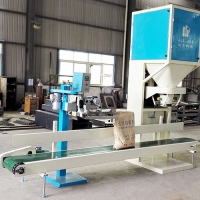 Quality Semi Auto 600bags/Hour 1.1kw Grain Packing Machine for sale