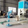 Buy cheap Gravity feeding crystallized sugar salt rice packing machine 25kg from wholesalers