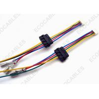 Quality 110/187/250 Connector Electrical Wire Harness With Grommet UL3385 20AWG for sale
