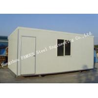 China 20 Ft Finely Decorated Modern Luxury Prefab Container House Complete Set Of Furniture on sale