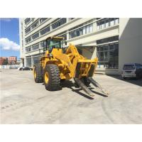 Quality Weichai Engine Front Loader Forklift Machine 28 Ton 32 Ton 29.5-25 Tire Type for sale