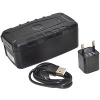 Quality Wireless gps vehicle tracker with 20000mAh Rechargeable Li-lion Battery for sale
