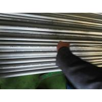 China UNS N06601 Inconel 601 Inconel Pipe , Seamless Heat Exchanger Tubes ASTM B163 on sale