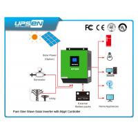 China Hybrid Inverter For Solar Power System / All In One Photovoltaic Inverter on sale