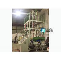 Quality PVC  Three Layer  Plastic Film Blowing Machine Extrusion Blowing Machine for sale