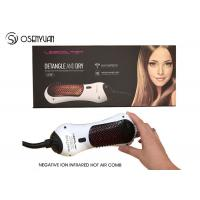 Styling Tools Mini Home Hair Straightener Infrared Hot