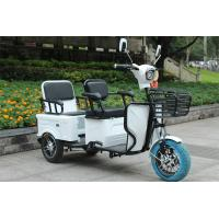 Quality 1 Cylinder Gas Powered 3 Wheel Trikes , 125CC Engine 3 Passengers Gas Powered Tricycle for sale