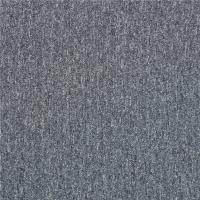Quality PP WITH BITUMEN COMMERCIAL CARPET TILE  FOR OFFICE,SOUND PROOF  50CM*50CM for sale