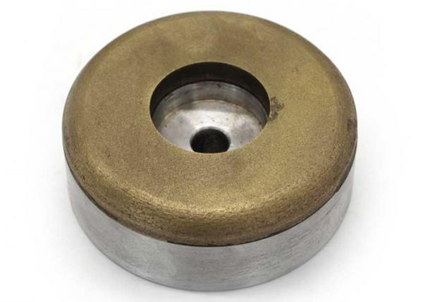 Buy Bronze Metal Bond Grinding Wheels , Glass / Ceramic / Stone Diamond Surface Grinding Wheels at wholesale prices