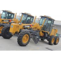 Quality Compact GR135 130HP 11000kg Tractor Road Grader , Small Motor Grader for sale