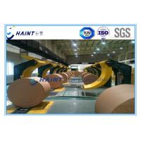 Quality Complete Paper Roll Handling Systems For Paper Industry , Data Management System for Option for sale