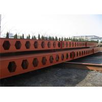 Quality JIS ASTM H Shaped Anti Rust 12m Structural Steel Beams for sale