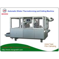 Buy cheap Automatic Blister Forming Machine Cutting / Trimming Device 12 Months Warranty from wholesalers