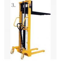 Quality CE Approved Manual Hydraulic Oil Drum Fork Lift 1-29 Sets 1500*830*2200mm for sale