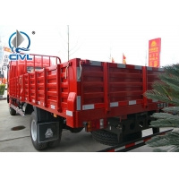 Quality SINOTRUK 3 Ton 4x2 Light Cargo Truck Van Truck Light Duty commercial Truck For Sale for sale
