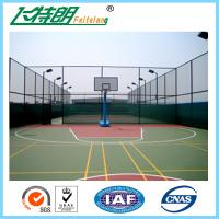 Quality Acrylic acid Sport Court Surface Polyurethane Floor Paint Outdoor Basketball Court for sale