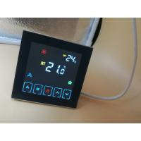 Buy cheap LCD digital room thermostat with colorful display-TF-601C for 2 pipe or 4 pipe from wholesalers
