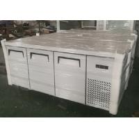 China Various Size Table Top Freezer , Fan Cooling 3 Door Undercounter Refrigerator on sale