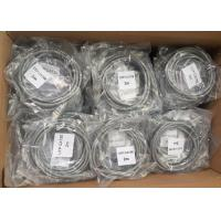 Quality 1M RJ45 Pulg Pre Made Utp Cable Patch Cord , Network Patch Cable Wiring for sale