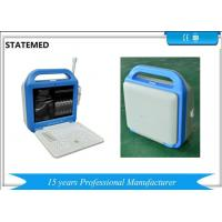 China High Resolution Animal Black / White Ultrasound Scanner Clear Image Stable Performance on sale