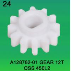Quality A128782-01 GEAR TEETH-12 FOR NORITSU qsf450L2 minilab for sale