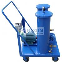 Buy cheap High Precision Portable Oil Purifier Machine / Portable Oil Filtration Systems from wholesalers