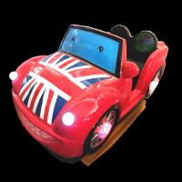 Buy cheap Fiber Glass Kiddie Ride Machines / Coin Operated Amusement Machines from wholesalers