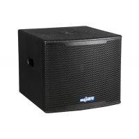 Quality 400W 12 inch pa  professional subwooferspeaker system  S12 for sale