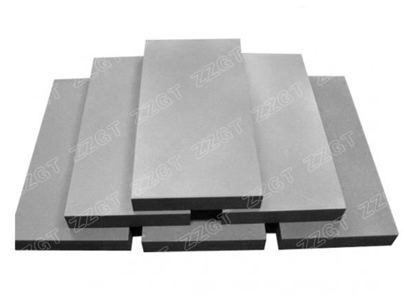 Buy Precision Grinding Cemented Carbide Sheet , Solid Tungsten Carbide Board at wholesale prices