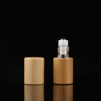 Quality mini roller bottle refill  skincare for eye cream serum lipstick packaging  eco friendly cosmetic packaging containers for sale