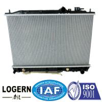 Quality Water Cooled Hyundai Car Radiator Used In Elantra / Lantra 1990-199 At Dpi 1624 for sale