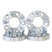 Quality 2 (1 per side) 5x4.5 hubcentric Wheel Spacers Wrangler TJ Cherokee Liberty for sale