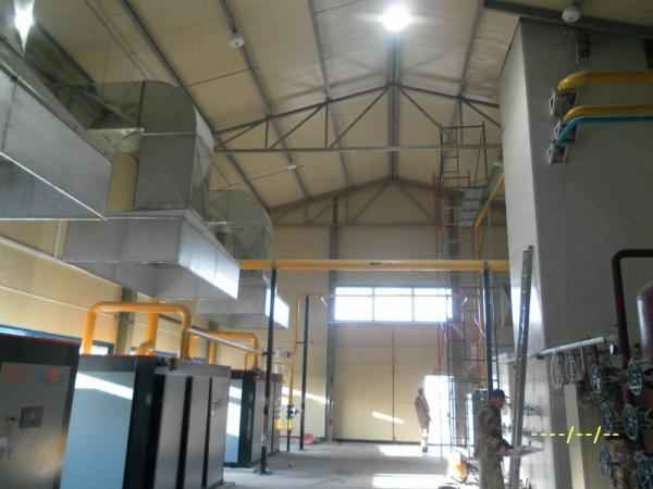 Buy Chemical Cryogenic Gas Oil Separation Plant , Oxygen Gas Production Plant ISO at wholesale prices