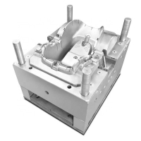 Quality CNC Machining A360 ADC12 Pressure Die Casting Mould for sale