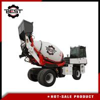 Buy cheap Automatic Concrete Loading And Feeding Mixing Truck For Ready Mix Concrete Plant from wholesalers