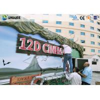 Quality Shopping Center  XD Theatre With Electronics Motion Seats Panasonic Projector for sale
